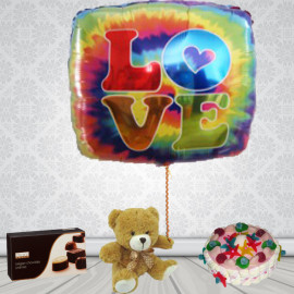 Globo COLOR LOVE