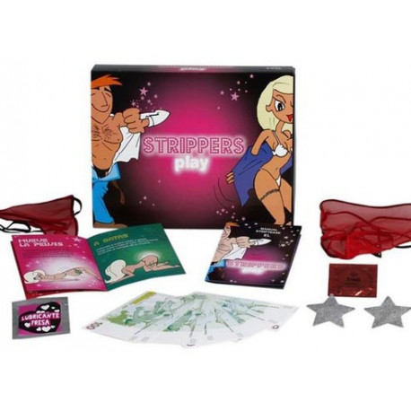 JUEGO STRIPPERS